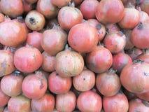 Pomegranate fruit. Close up of pomegranate fruit royalty free stock image