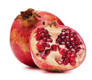 Pomegranate close up Royalty Free Stock Photography