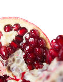 Pomegranate closeup Royalty Free Stock Photo