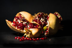 Pomegranate Stock Images