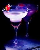 Pomegranate drink with lemon juice 75 Stock Photography