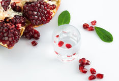 Pomegranate Royalty Free Stock Image