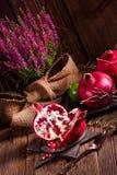 Pomegranate Royalty Free Stock Photo