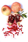 Pomegranate fruit Royalty Free Stock Images
