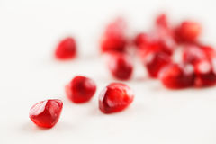 Pomegranate is a fruit associated with most of the middle East. Organic pomegranate is a fruit associated with most of the middle East, particularly Turkey & Stock Photography