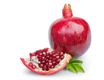 Pomegranate fruit Royalty Free Stock Image