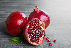 Pomegranate fruit Royalty Free Stock Photography