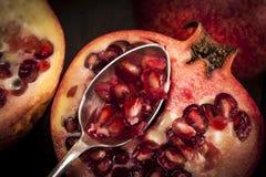 Pomegranate. Royalty Free Stock Photography