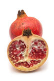 Pomegranate fruit , Punica granatum Stock Photography