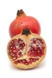 Pomegranate fruit , Punica granatum Stock Photography