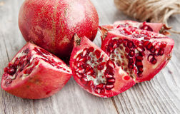 Pomegranate fruit Royalty Free Stock Photo