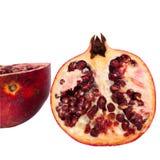 The pomegranate fruit Stock Image