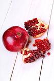 Pomegranate fruit Stock Photography