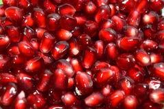 Pomegranate fruits Stock Images