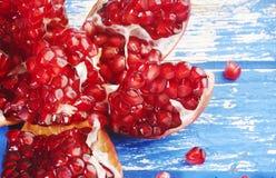 Pomegranate fruits Royalty Free Stock Image