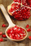 Pomegranate fruits Royalty Free Stock Photos