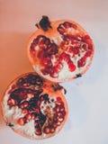 Pomegranate frutis stock images