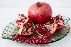 Pomegranate. Stock Images