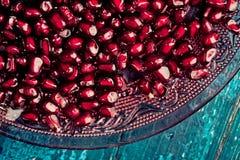 Pomegranate Grenadine Royalty Free Stock Photography