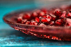 Pomegranate Grenadine Royalty Free Stock Image