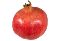 Pomegranate (isolated on white) Royalty Free Stock Image