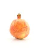 Pomegranate isolated on white background Stock Images