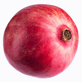 Pomegranate isolated Stock Image