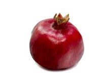 Pomegranate isolated on white Stock Images