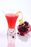 Pomegranate martini - Most popular cocktails serie Stock Photos