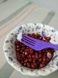 Pomegranate peeled Royalty Free Stock Photo