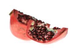 Pomegranate Pieces Stock Photo
