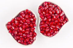 Pomegranate , Punica apple(Punica granatum L.) Royalty Free Stock Photo