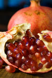 Pomegranate's seeds Royalty Free Stock Photography