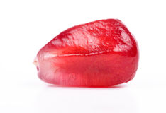 Pomegranate seed Royalty Free Stock Photo