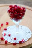 Pomegranate Seeds Royalty Free Stock Image