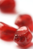 Pomegranate seeds Royalty Free Stock Images