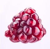Pomegranate seeds isolated Royalty Free Stock Image