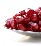Pomegranate Seeds Stock Photo
