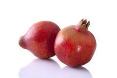 Pomegranate whole Royalty Free Stock Photo