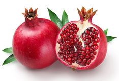 Free Pomegranates Royalty Free Stock Image - 11226266