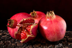 Pomegranates Royalty Free Stock Image
