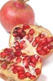 pomegranates Royaltyfri Fotografi