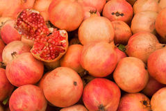 Pomegranates Royalty Free Stock Photo