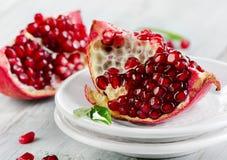 Free Pomegranates Stock Image - 35638151