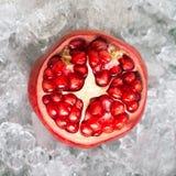 pomegranates Стоковое Изображение RF