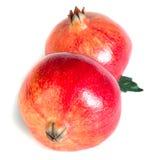 pomegranates Arkivfoto