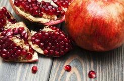 pomegranates Стоковые Изображения