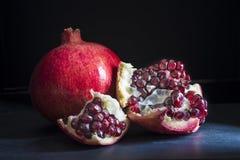 pomegranates Imagem de Stock