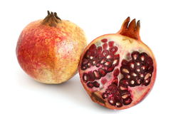 Pomegranates Royalty Free Stock Photography