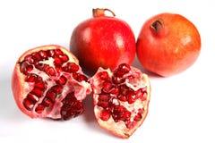 pomegranates стоковое фото